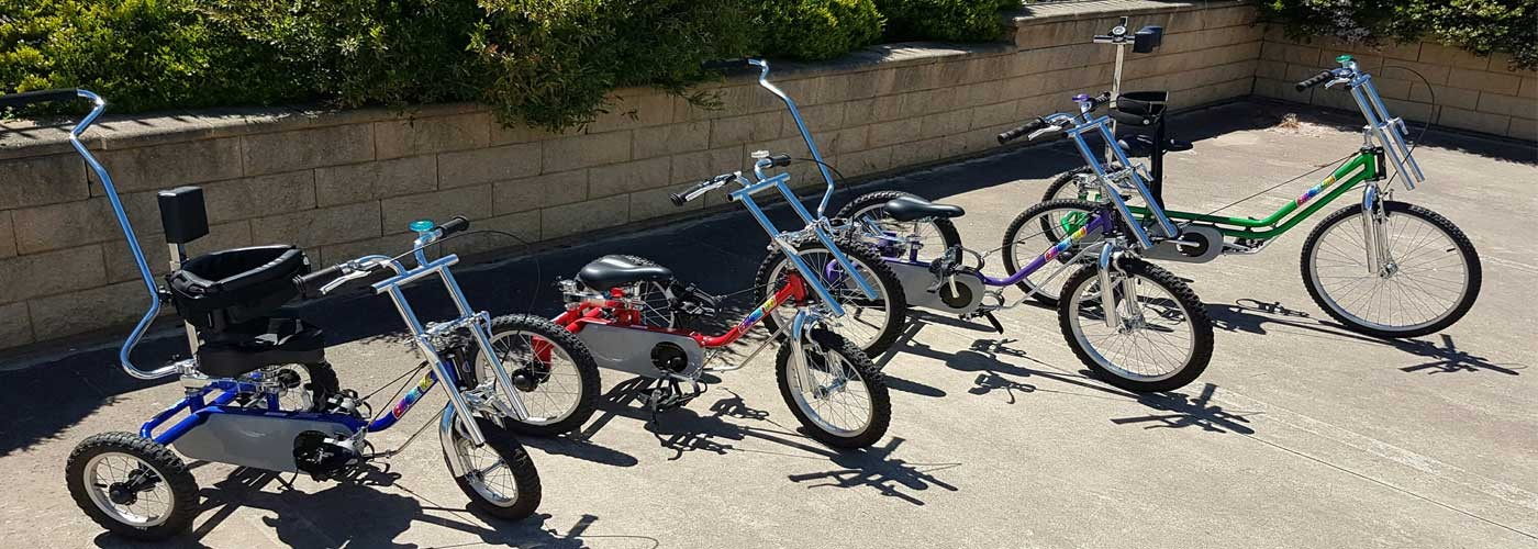 TOP QUALITY TRICYCLES IN AUSTRALIA
